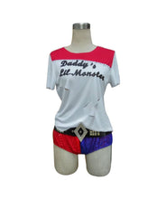 Adult Women's Costume for Cosplay Suicide Squad Harley Quinn HC-150 - HalloweenPartyOnline