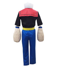 Adult Men's Sailor Captain Costume HC-255 - HalloweenPartyOnline