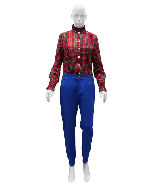 Adult Women's Costume for Cosplay Stranger Things Barb HC-721