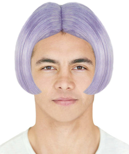 Dragon Ball Z Trunls Wig | Purple TV/Movie Wigs