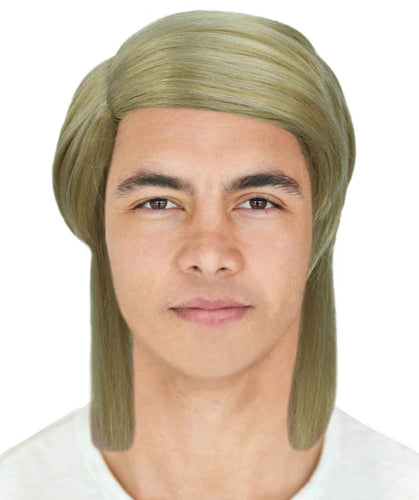 Link The Legend of Zelda Wig | Blonde Video Game Wigs
