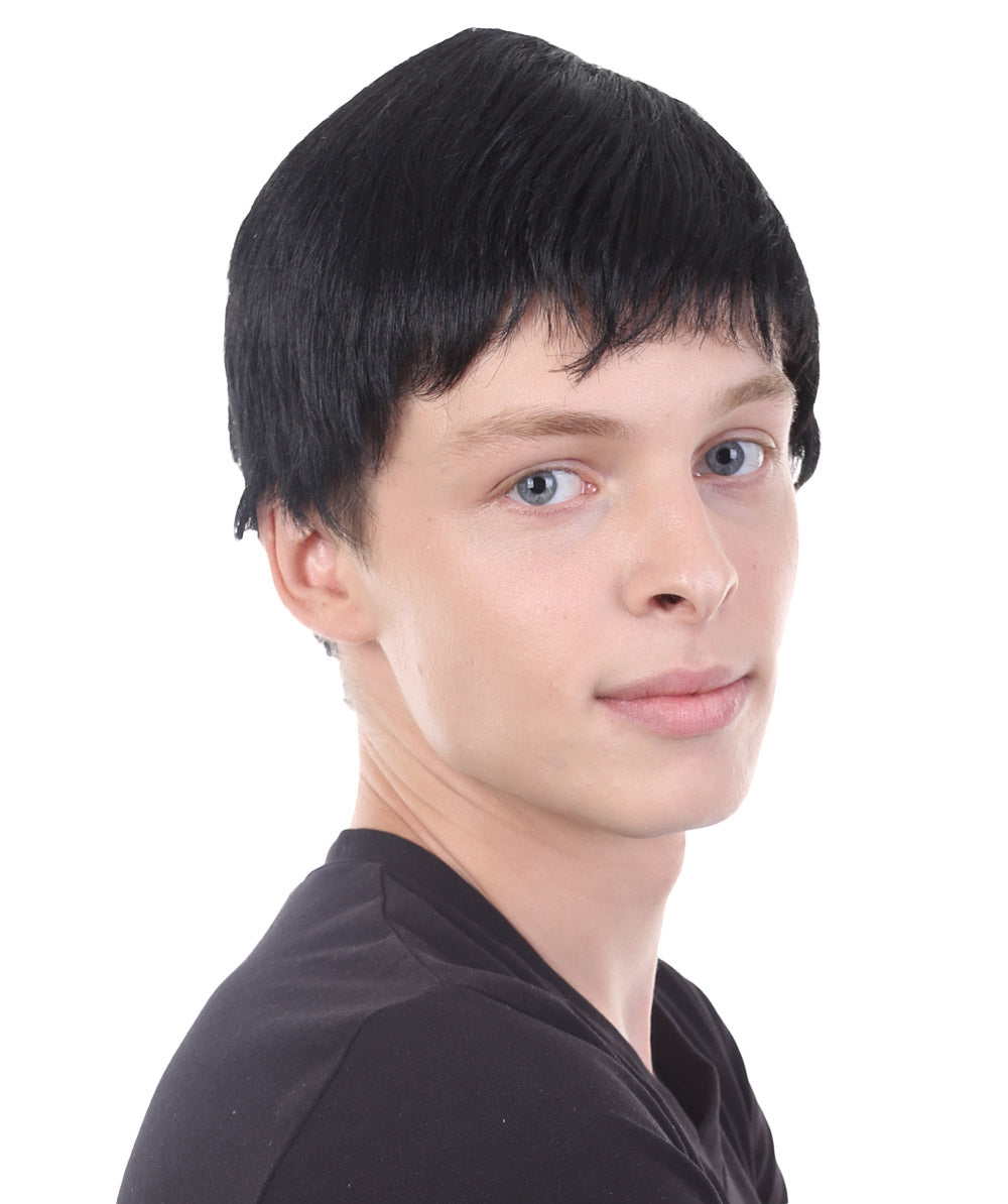 Lurch Addams The Addams Family Wig Black Tvmovie Wigs