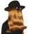 Men's Shoulder Length Straight Creature Wig | Brown Cosplay Halloween Wig | Premium Breathable Capless Cap