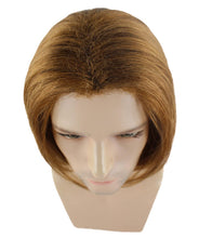 Brown Grunge Wig | Cosplay Halloween Wig | Premium Breathable Capless Cap