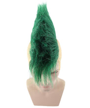 Green Mohawk Wig | Celebrity Cosplay Halloween Wig