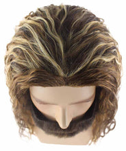 Justice League Aquaman Wig & Beard Set | Cosplay Halloween Wig