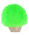 Lime Afro Wig | Green Cosplay Halloween Wig