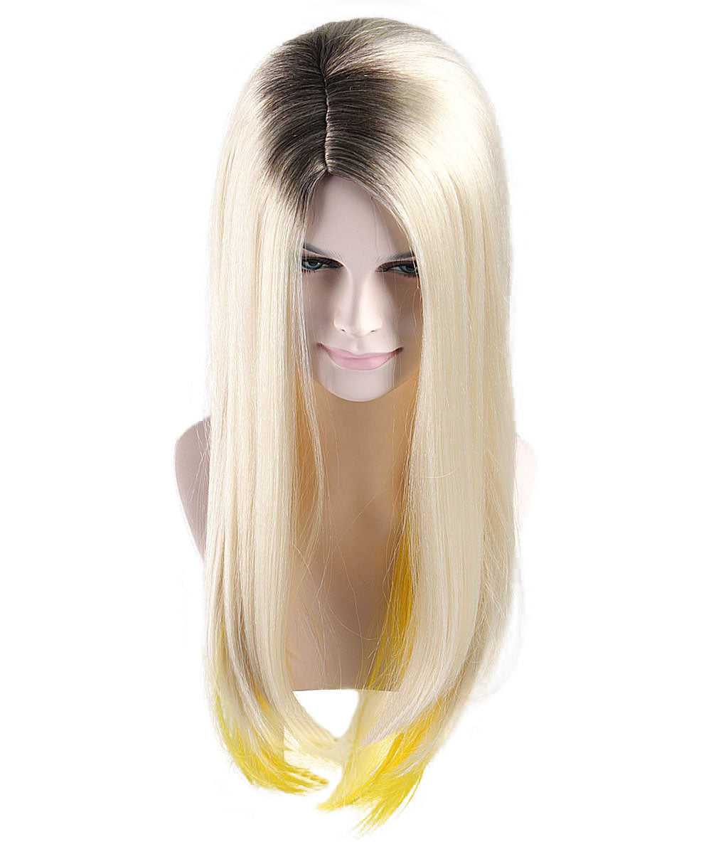 Evil Bride Adult Women's Wig | Blond Cosplay Halloween Wig