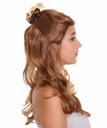(Same Day Dispatch) Wig for Cosplay Beauty and The Beast Belle Prestige III HW-1390 - HalloweenPartyOnline