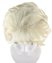 50's Curly Blonde Wig HW-1584 - HalloweenPartyOnline