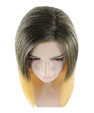 Ombre Wig | Party Ready Fancy Cosplay Halloween Wig | Premium Breathable Capless Cap
