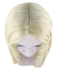 Blonde Glamour Wig | Party Event Ready Cosplay Halloween Wig | Premium Breathable Capless Cap