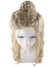 Dragon Queen Wig | Blonde Cosplay Wig