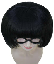 Incredible 2 Fashion Designer Edna Mode Wig | Edna Mode Wig with Glasses Set | TV/Movie Wigs
