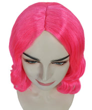 Fortnite Calamity Wig | Pink Video Game Wigs