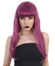 Descendants Mal Wig | Purple Descendants Wigs | Premium Breathable Capless Cap