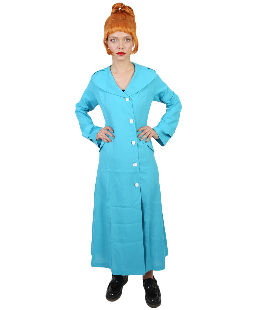 Lucy Wilde Costume | Despicable Me 3 Blue Costumes
