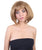 Anna Wintour Casual Bob | Gold Bob Cosplay Halloween Wig | Premium Breathable Capless Cap