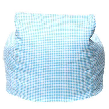 Toddler Lounge Blue Bean Bag - Lil Sunshine Collections