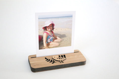 Mini Photo Stand - Bird - Lil Sunshine Collections