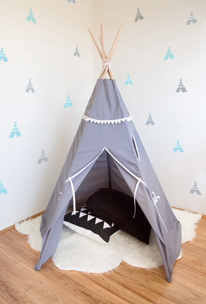 Tee Pee Wall Decal - Lil Sunshine Collections