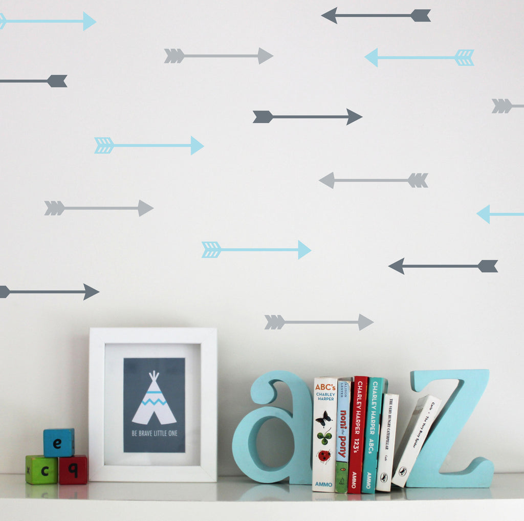 Arrows Wall Decal - Lil Sunshine Collections