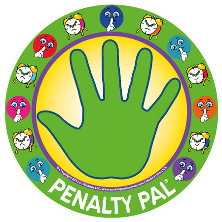 Green Penatly Pal Decal - Lil Sunshine Collections
