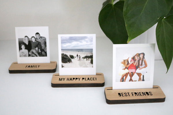 Mini Photo Stand - Best Friends - Lil Sunshine Collections