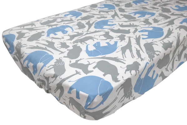 Safari Cot/Crib Sheet Set - Lil Sunshine Collections