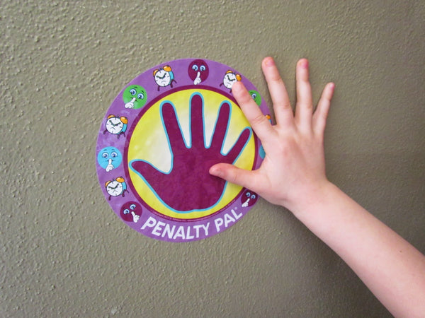 Purple Penatly Pal Decal - Lil Sunshine Collections