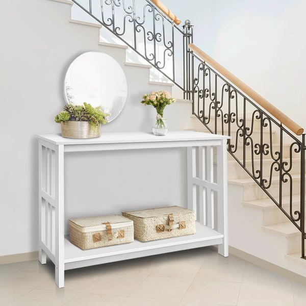 Timber Console Side Table - Lil Sunshine Collections