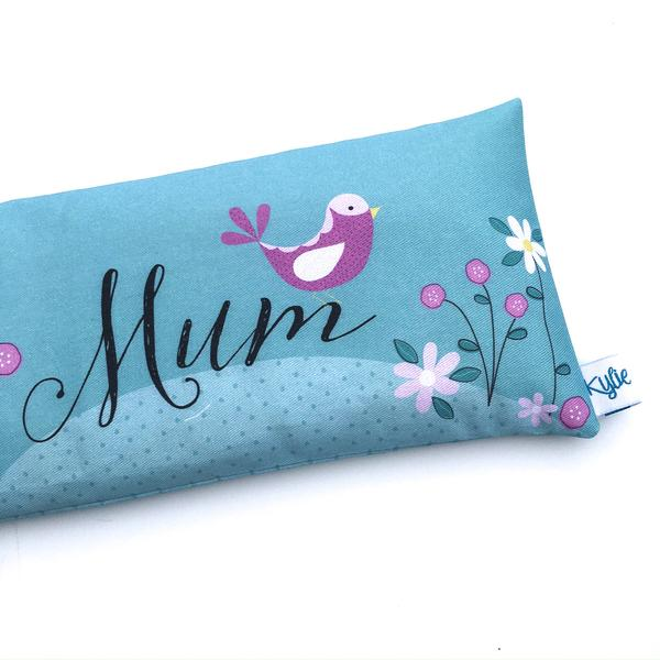 Whimsy Bird Personalised Heat Pack - Lil Sunshine Collections