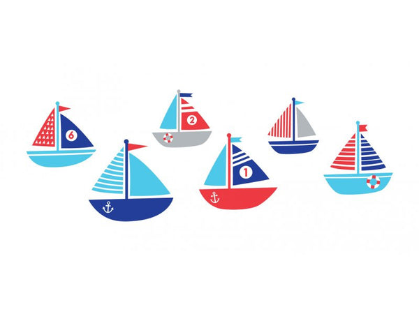 Ahoy There Wall Decal