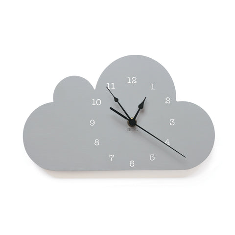 Cloud Wall Clock - Lil Sunshine Collections