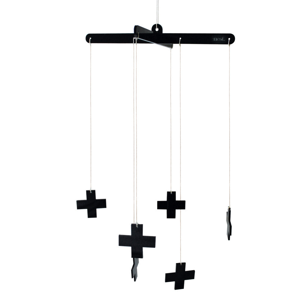Crosses Nursery Mobile - Lil Sunshine Collections