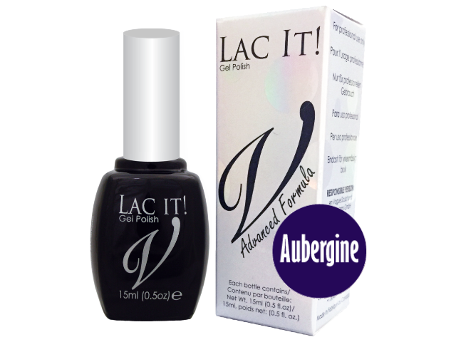 Lac It! Aubergine