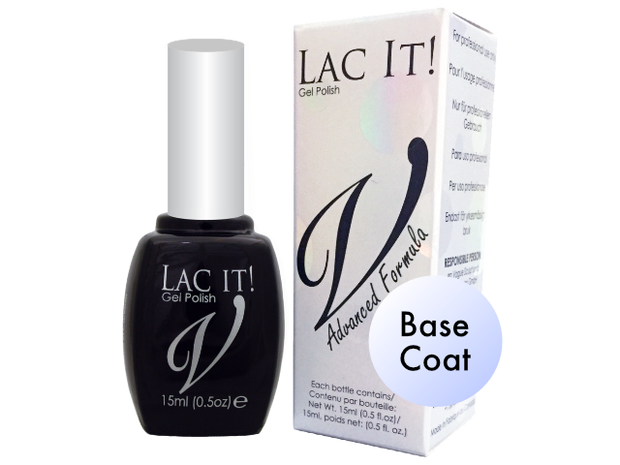 Lac It! Base Coat