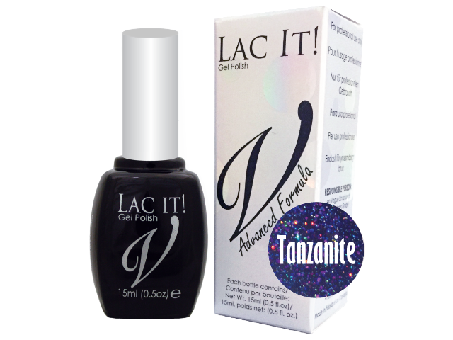 Lac It! Tanzanite