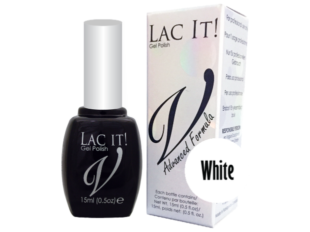 Lac It! White