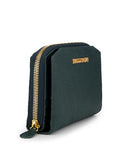 BUDELLI - Envelop & Zip Around 2-IN-1 Organizer Continental Wallet - Green