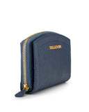 SALINA - Envelop & Zip Around 2-IN-1 Organizer Continental Wallet - Blue