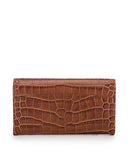 TREVI - Envelop Organizer Continental Wallet - Tan