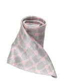 "Square Pure Silk Neck/Head Scarf L21"" x W21"""