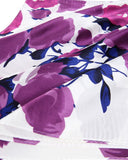 "Long Pure Silk Scarf L76"" x W22"""
