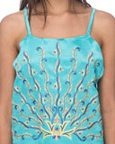 SCT016 - Hand Embroidered Tank Top