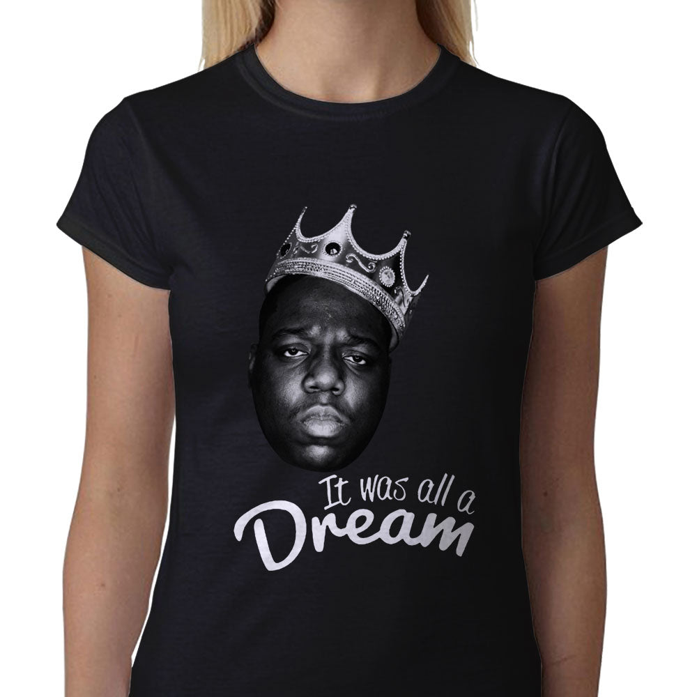 The Notorious Big Biggie Smalls It Was All