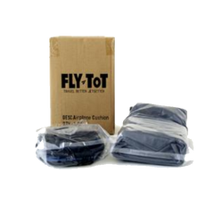 Fly-Tot: The Original First-Class Inflatable Travel Cushion