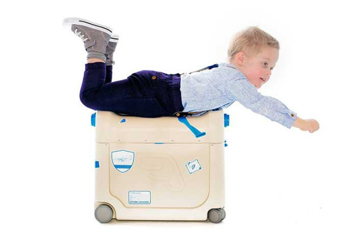 Jet Kids Bed Box is now in the Philippines. Get it today while supplies last! It's a suitcase. It's a bed