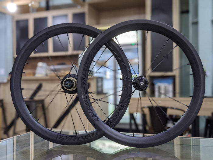 "WheelSport Magic Pro 18"" (355) Carbon Wheelset"