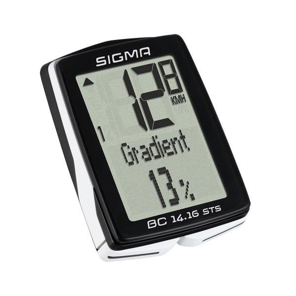 Sigma BC 14.16 STS CAD Wireless Cycling Computer
